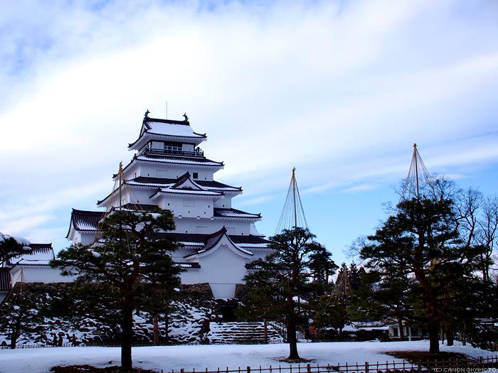 Aizuwakamatsu Castle 2